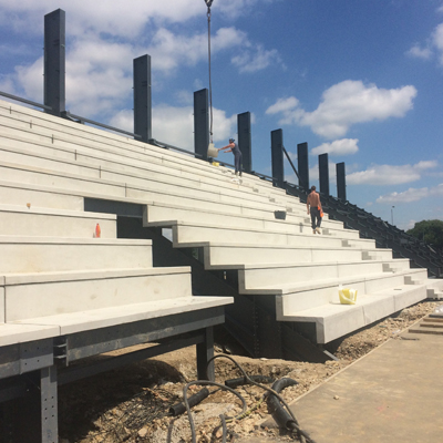 They Value The Environmental, Financial And Time Saving Advantages They  Gain From Commissioning High Quality Precast Concrete Staircase Solutions  That Are ...